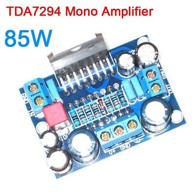 TDA7294 85W Mono Audio Amplifier Board BTL Amp Assembled Board