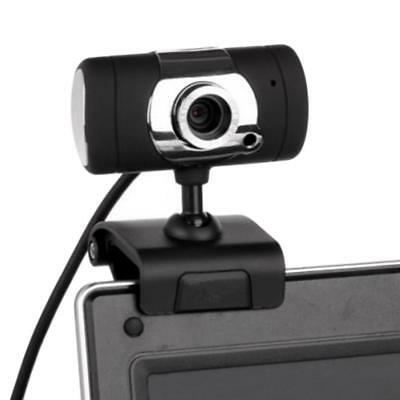 HD Webcam Web Camera CMOS USB 2.0 50.0M w/ Microphone MIC For Computer PC Laptop