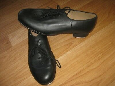 Bloch Black Tap and Toe Shoes Size 8.5