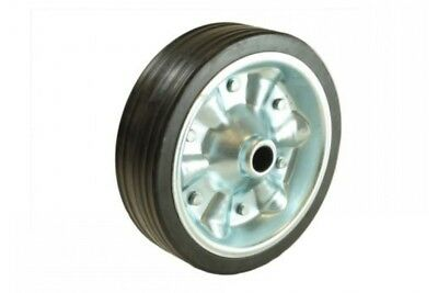 Caravan Trailer Replacement Heavy Duty Jockey Wheel Steel Rim 200Mm Mp97435