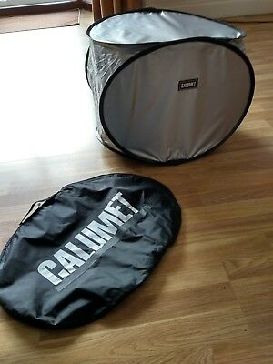 Calumet Pop up portable photo Film Changing Tent Cameras camera film change