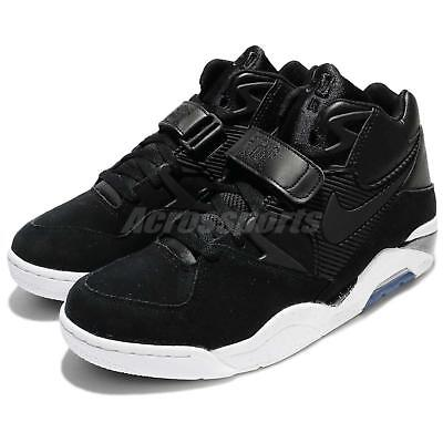 huge selection of 4ce54 4d0f0 Nike Air Force 180 Sir Charles Barkley Black White Men Shoes Sneakers  310095-003