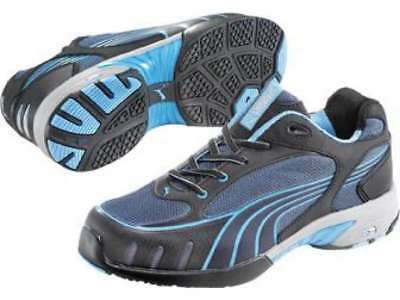 PUMA Damensicherheitsschuh FUSE MOTION BLUE WNS LOW S1 Gr. 38