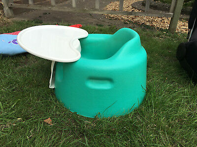 Bumbo Child Seat including tray - perfect condition
