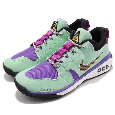 best website dc868 2d68a Nike ACG Dog Mountain Emerald Rise Tour Yellow NikeLab Mens Shoes AQ0916-300