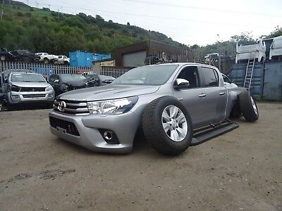2018 Toyota Hilux Double Cab Left Hand Drive Cab Cabin Set Rear Body Cab Shell