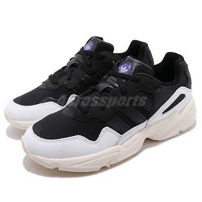 big sale 4340b 45b06 adidas Originals Yung-96 Off White Black Men Casual Daddy Shoes Sneakers  F97177