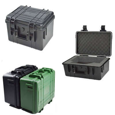 ABS Shockproof Airtight Tactical Tool Boxes Outdoor Portable Waterproof Safe Box