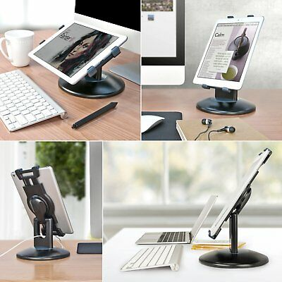 MAX SMART Business Retail Tablet Stand, 360° Rotation Tablet Mount Holder for...