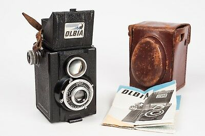 Olbia Reflex camera made in France
