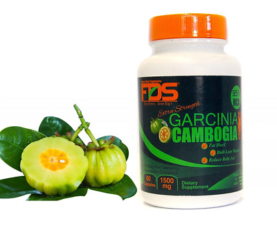 Pure Garcinia Cambogia Extract - 95 Percent HCA - Best Weight Loss NEW HOT US