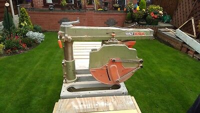 DEWALT RADIAL ARM SAW 240v Good Condition ( Bench Rip Saw)