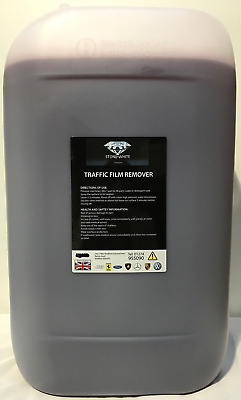 Traffic Film Remover TFR (Non-Caustic) - 25 Litre Drum - Car Truck Vehicle 25L