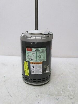 Dayton 24PR74 Condenser Fan Motor 1-1/2 HP 1140 RPM 60Hz 1.5 3PH 56YZ 230 460