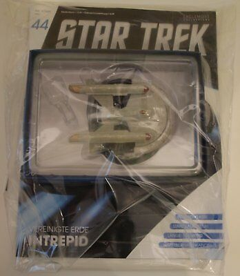 Star Trek Eaglemoss Raumschiff Intrepid
