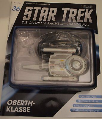 Star Trek Eaglemoss Oberth-Klasse