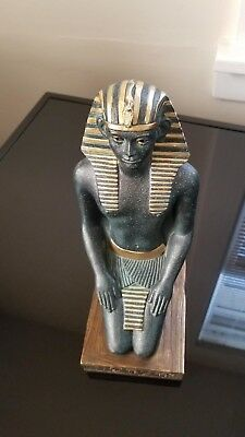 Ancient Egyptian Statue of Pharaoh Tutankhamun Home Decor Decorative