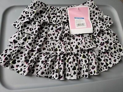Circo 24 Month Girl's Ruffled Skirt NEW WITH TAGS