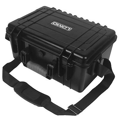 Lomo Dry Box 3 – Protective Case Drybox with Cubed Foam and Shoulder Strap