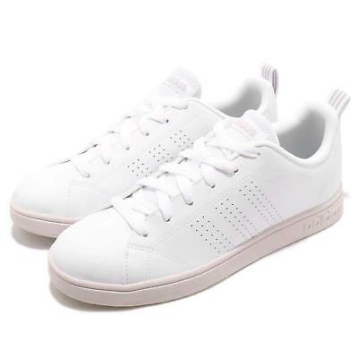 ADIDAS NEO VS Advantage CL White Ice Purple Women Lifestyle Casual Shoes B42186