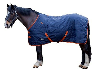 Gallop Defender Indoor Stable Quilted Horse Rug Lite Medium Weight 100g Fill