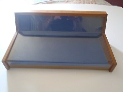 Wooden Jewelry display case