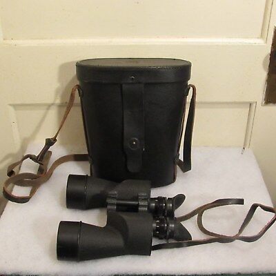 Vintage Sard Mark 21 WW2 U.S. Navy 7 x 50 Binoculars with case