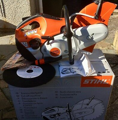 Sthil TS410 Petrol Saw Brand New & Boxed