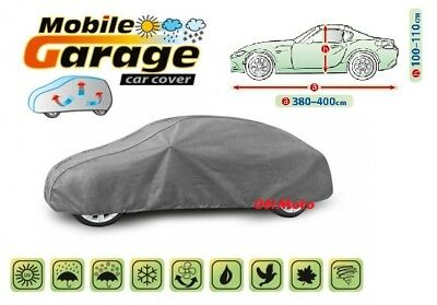 Car Cover Waterproof UV Resistant Breathable for MERCEDES Class SLK (R170)