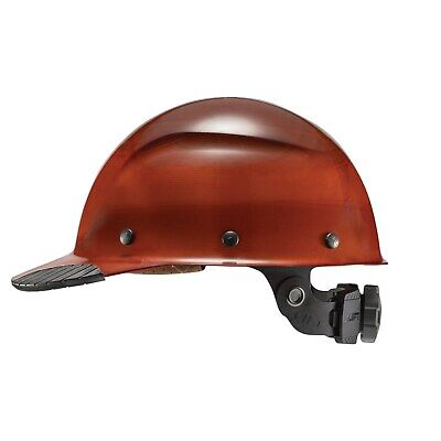 NEW LIFT SAFETY HDFC-17NG DAX CAP STYLE NATURAL HARD HAT w/ RATCHET SUSPENSION