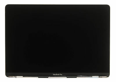 Apple MacBook Retina 13 A1706 A1708 2016 2017 LCD Screen Display Assembly Silver