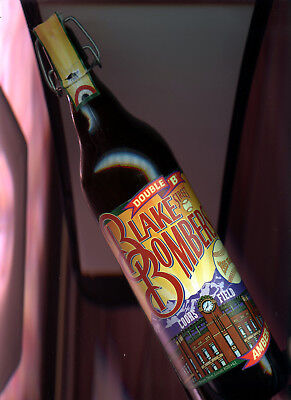 Blake Street Bombers 1995 Season Amber Ale Bottle, Limited Edition ? 0F 1995