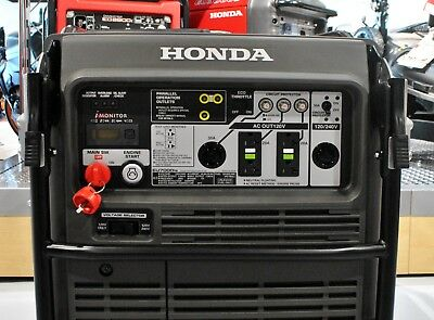 Honda Generator EU7000IS W Portable Quiet Invert Ship To Lower 48 Only
