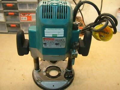 Makita router 3612br in good working order