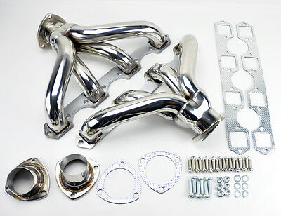 Cadillac 425 472 500 V8 Big Block Street Rod Stainless Performance Headers