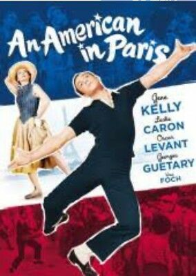 An American In Paris 400ft Super 8mm Film