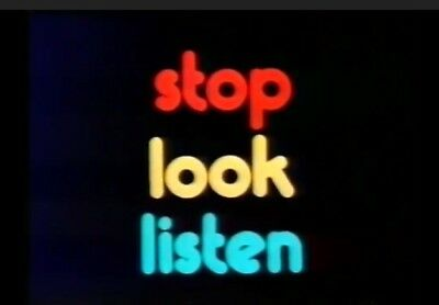 Stop Look Listen 16mm Film