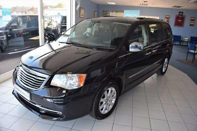 2013 13 Chrysler Grand Voyager 2.8 Crd Limited 5D Auto 178 Bhp Diesel