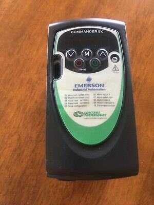 Emerson Commander SK Spindle Drive