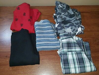LOT OF 5,boys,3T,long sleeve shirts