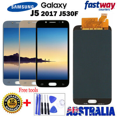 For Samsung Galaxy J5 Pro 2017 J530 LCD Touch Screen Digitizer Assembly+Tools