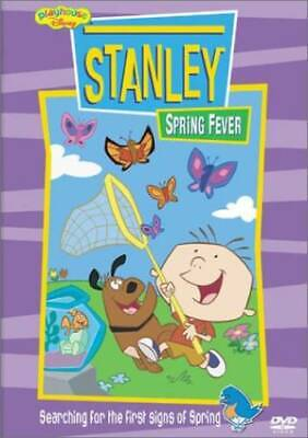 LOT OF 2 Stanley DVDs - Spring Fever & Hop To It - Playhouse