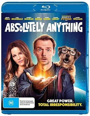 Absolutely Anything (Blu-ray, 2016)