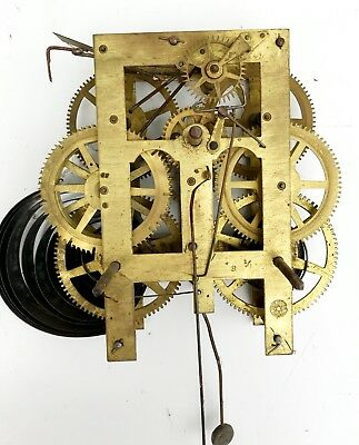 Newhaven Wall Clock Movement