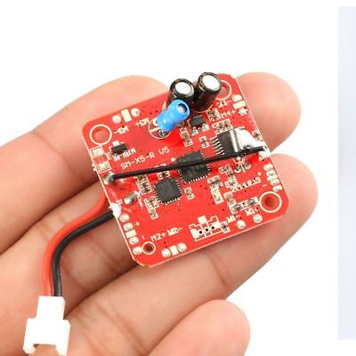 Syma x5c x5c-1 Replacement Receiver Board V6 for Brushed Motors Built-In Rx