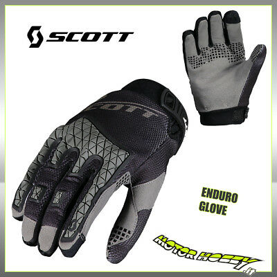 Guanto Cross Enduro Scott Enduro Glove Colore Nero Taglia M