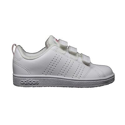 newest a9a80 3305a ADIDAS ADVANTAGE CLEAN BIANCO Sneakers Sportive Scarpe Bambina BB9978