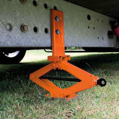 Kojack Caravan Scissor Jack - Lift Up To 1500kg