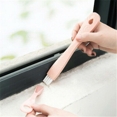 Window Groove Cleaning Brush Nook Cranny Household Keyboard Home Kitchen LH