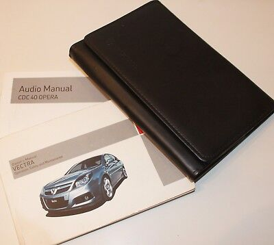 vauxhall vectra 2005 owners manual